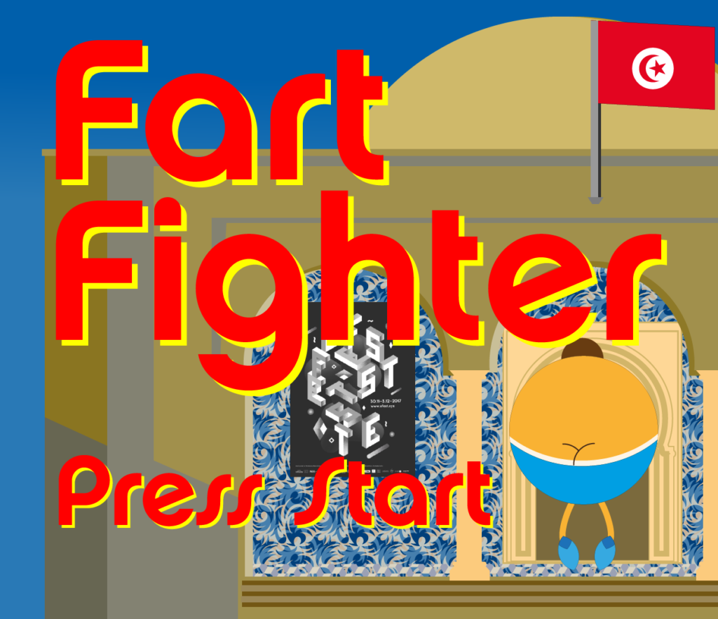 Fart Fighter